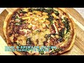 Ham & Spinach Quiche Kmart Family Pie Maker Cheekyricho Cooking Youtube Video Recipe ep.1,449