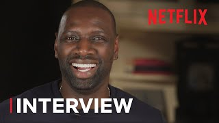 The multiple faces of Assane Diop   Lupin   Netflix