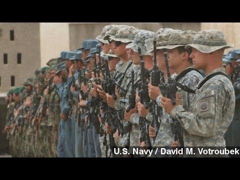 No U.S. Troops Died In Afghanistan In March