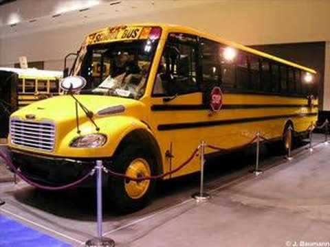 Thomas Built Buses >> Thomas School Buses - YouTube