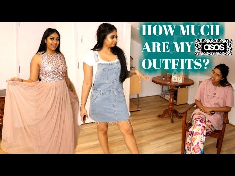 MY FASHION SAVVY SISTER GUESSES THE PRICES OF MY ASOS OUTFITS! (+Mauritian Mum Reaction)