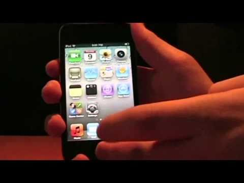 iPod Touch 4G Review