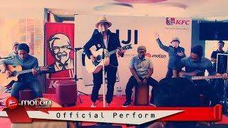 download lagu Anji - Jerawat Rindu Perform At Kfc Tugu Tani gratis