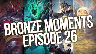 The Ultimate Gank - Bronze Moments Episode 26 (League of Legends)