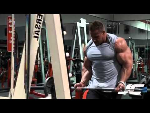 Jay Cutler Arms Workout Jay Cutler Arms Biceps