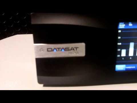 CEDIA 2013: Datasat Presents its RS20i Audio Processor