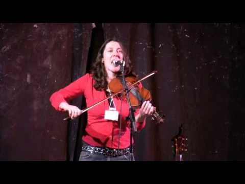 LAZY JOHN & BUCKIN' MULE -- Annabelle Chvostek Video
