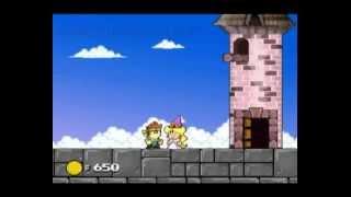 Con gái liệu có đáng tin - Video Game giải cứu công chúa