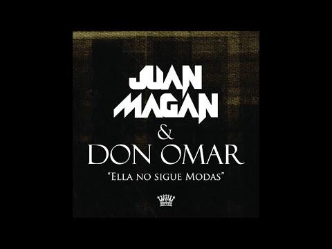 Ella No Sigue Modas - Don Omar ft Juan Magan Instrumental Original