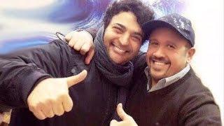 حميد الشاعرى وهشام عباس ولقائهم كامل مع الدكتورة هاله سرحان رمضان 2014