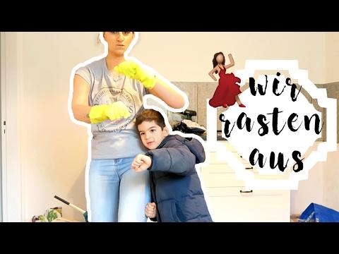 WIR RASTEN AUS | Everyday life Familienvlog | Filiz