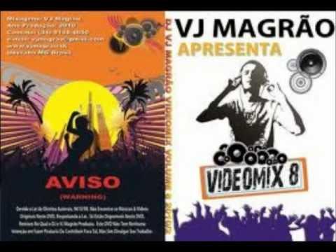DJ VJ  MAGRAO MIX VOL. 8 PARTE 1