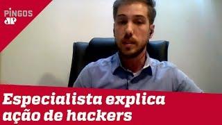Especialista fala à Jovem Pan sobre ação de hackers e como se proteger na internet