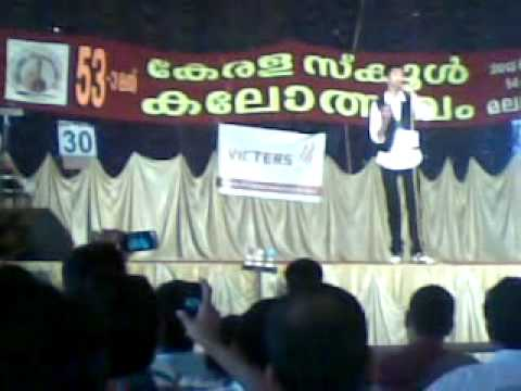 53 State School Kalolsavam 2013 Mappilappattu In Naseeb Nilamburs video