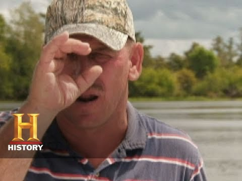 Swamp People - Troy Tells the Story of