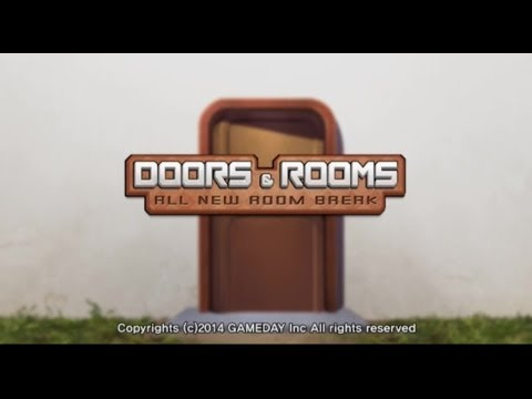 [Doors & Rooms] Promotion Video ★ Delve into the All New Escape Game ★