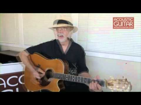 Dan Crary Flatpicking Lesson from Acoustic Guitar