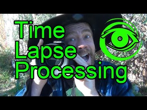 Time Lapse Processing in Windows Movie Maker