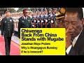 download Chiwenga Back From China, Stands With Mugabe. Why is Mnangagwa Running if he is innocent, Moyo Probe