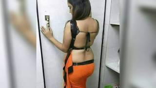 Sexy girls in saree
