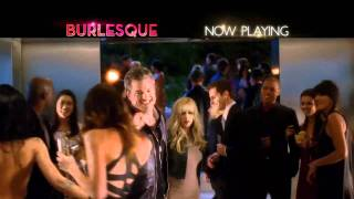 BURLESQUE - Now Playing (Promo)