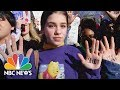 Students Protest Gun Violence With Walkout   NBC News MP3