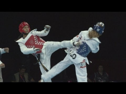 Taekwondo Women -67kg Bronze Medal - Slovenia v United States Full Replay - London 2012 Olympics
