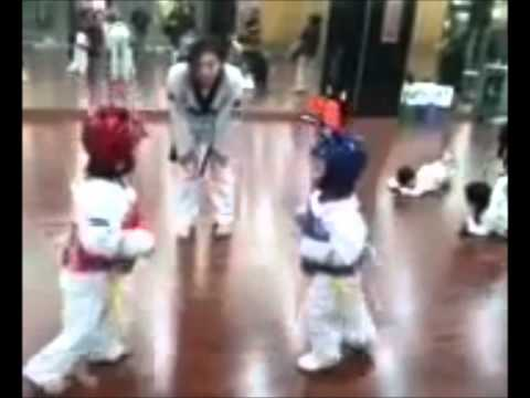 Guile's Theme Goes With Everything - The Most Intense Taekwondo Fight Ever - Youtube