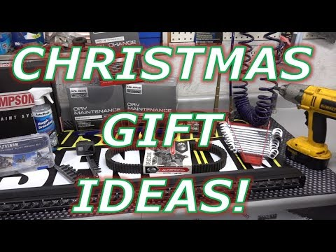 Last minute side by side themed Christmas gift ideas!