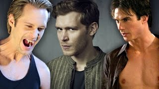 7 Hottest Vampires of All Time