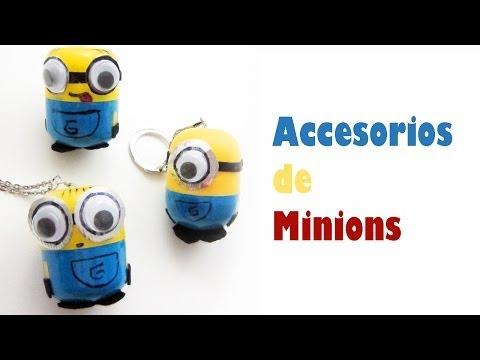 """Episodio 672 - Cómo hacer accesorios  de  """"Minions"""" inspirados por la película"""