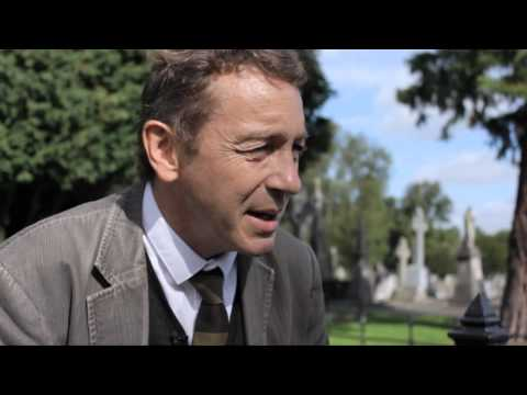 Glasnevin Cemetery Tour - Culture Night 2012