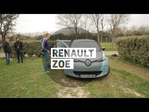 Renault Zoe - Большой тест-драйв (видеоверсия) / Big Test Drive