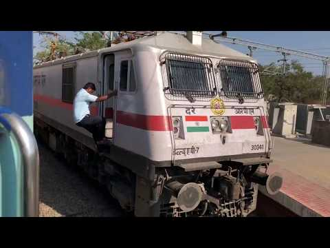 Parallel Action With 12679 Coimbatore intercity : INDIAN RAILWAYS thumbnail