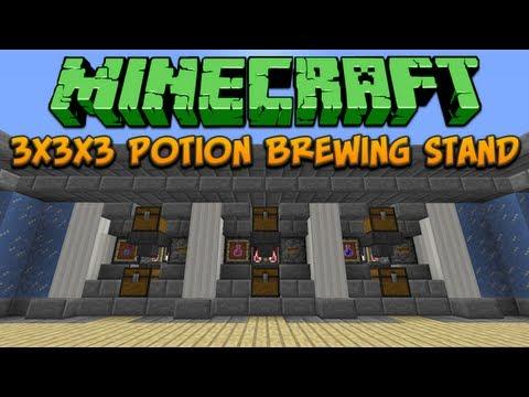 ▶ Minecraft 3x3x3 Potion