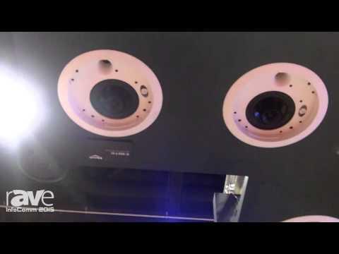 InfoComm 2015: Klipsch Shows New IC-500-TSC 5 Inch In-Ceiling Speaker