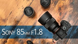 Sony FE 85mm f1.8 - Long Term User Lens Review