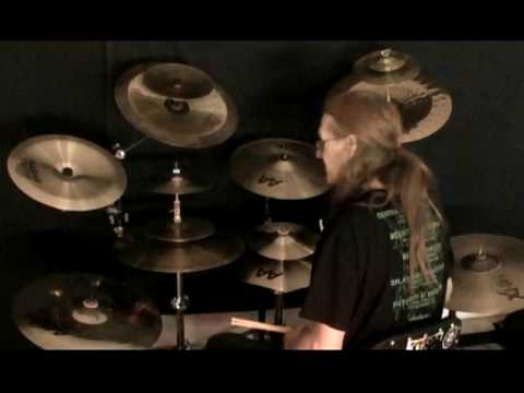 SABIAN Cymbals tour by Tim Waterson