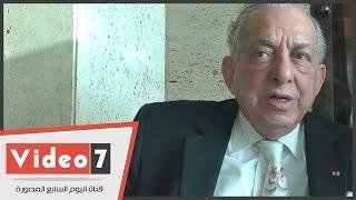 إبراهيم سمك: خطة جادة من الدولة لتلاشى انقطاع الكهرباء فى الصيف القادم