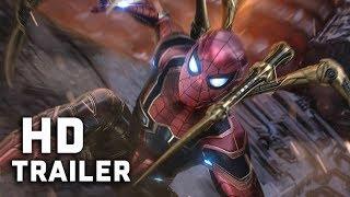 AVENGERS 4 Preview Trailer (2019) Robert Downey Jr Marvel Movie [HD] Concept