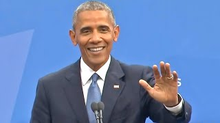 Obama Defeats Trump On Trade