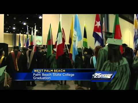 First graduates of new program earn degrees at Palm Beach State College