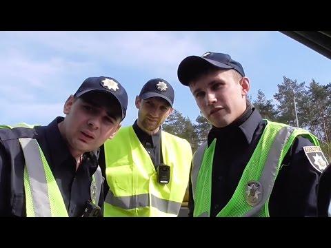 Гопники в полицейских погонах