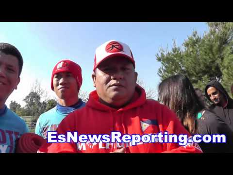 buboy manny pacquiao power is more than last few fights - EsNews boxing