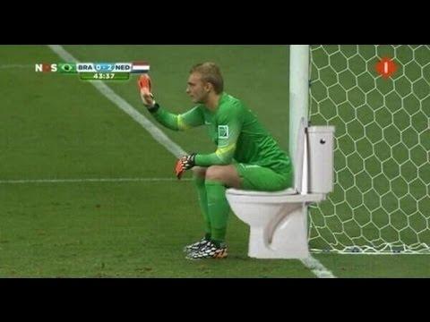 Komedia Nożnej ● Ulubione Zabawne Momenty W Piłce Nożnej ● Śmieszne Bramkarzy Chwile Błędów I Fai