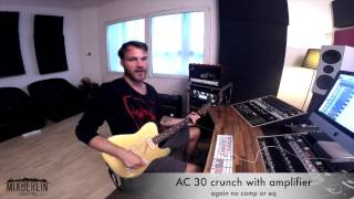 VOX AC30 Kemper vs Amp with FREE PROFILE GIVEAWAY