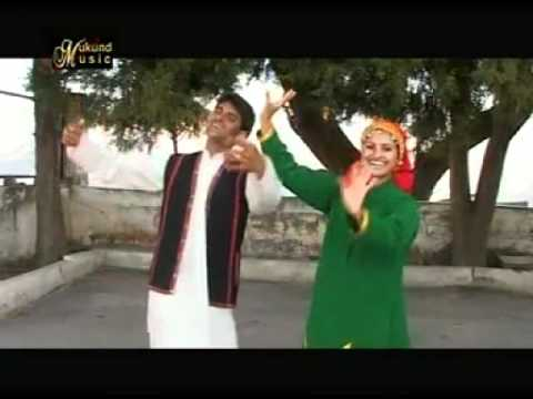 Thanda Paani Chude Chandani Himachali Pahari Nati(video)..dinesh Sharma.mp4 video