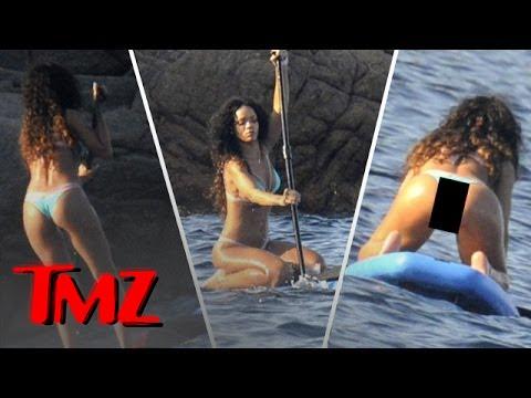 Rihanna's NOT HACKED Bikini Pics