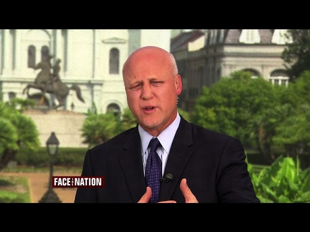 """Mayor Landrieu: New Orleans is America's """"canary in the coal mine"""""""