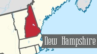 Two Minute Tour of New Hampshire: 50 States for Kids - FreeSchool